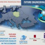 Konferencja Inżynieria Przyszłości 2016 z udziałem polskiego The Millennium Project