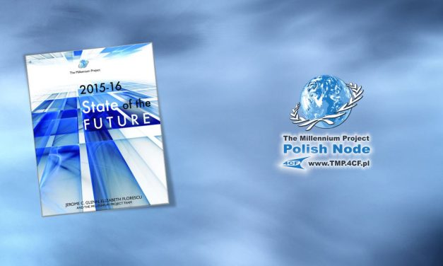 Raport o przyszłości State of the Future 2015-2016