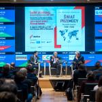 Świat przemocy. Gospodarka 2016-2030. Relacja z debaty