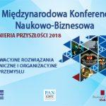 IV Międzynarodowa Konferencja Naukowo-Biznesowa