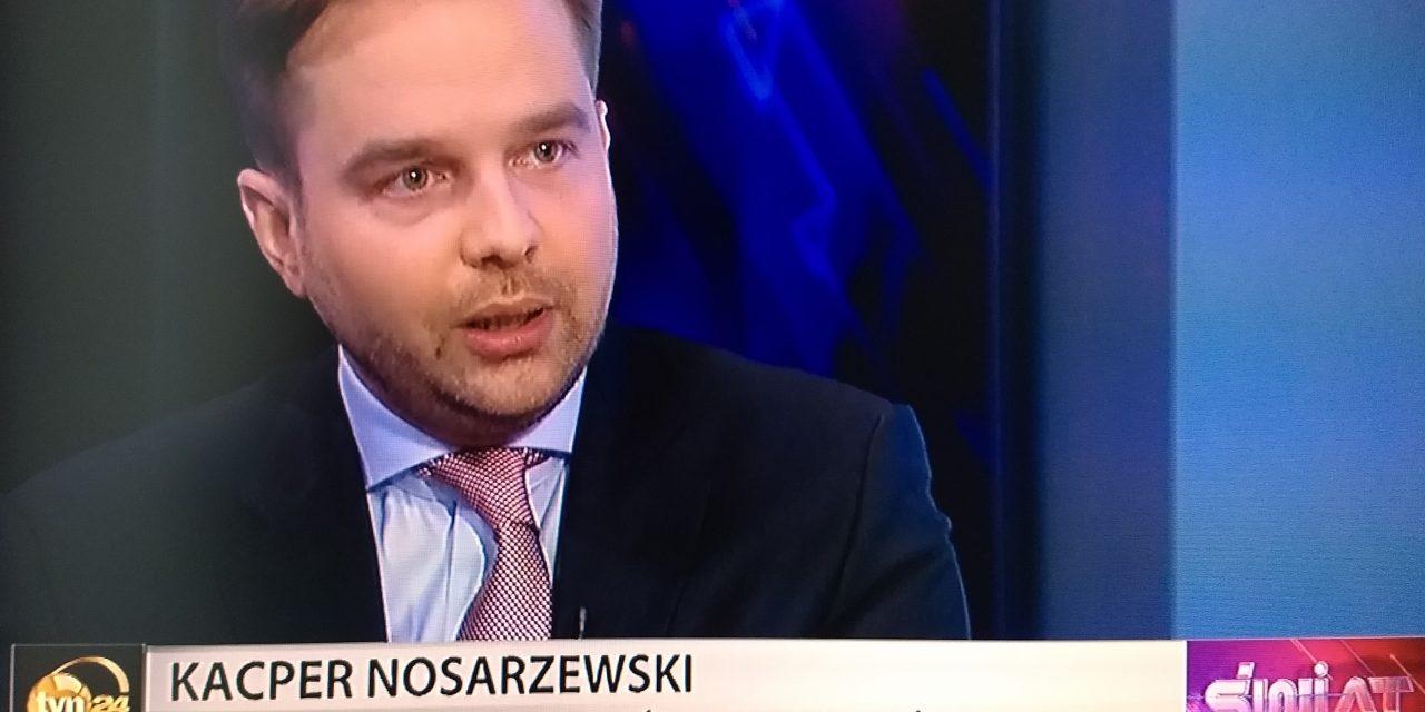 """PTSP na żywo – przyszłosć w Magazynie """"Świat"""" TVN24 BiŚ"""