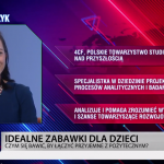 PTSP na żywo – TVN24 BiŚ – Zabawki przyszłości