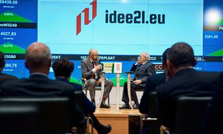 Rok 2050 – wyzwania i prognozy Michela Camdessusa
