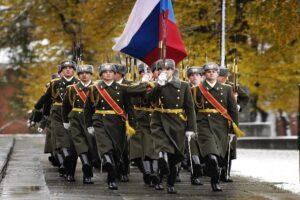 Rosja. Wzrost napięć międzynarodowych