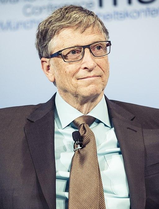 Książka Billa Gatesa