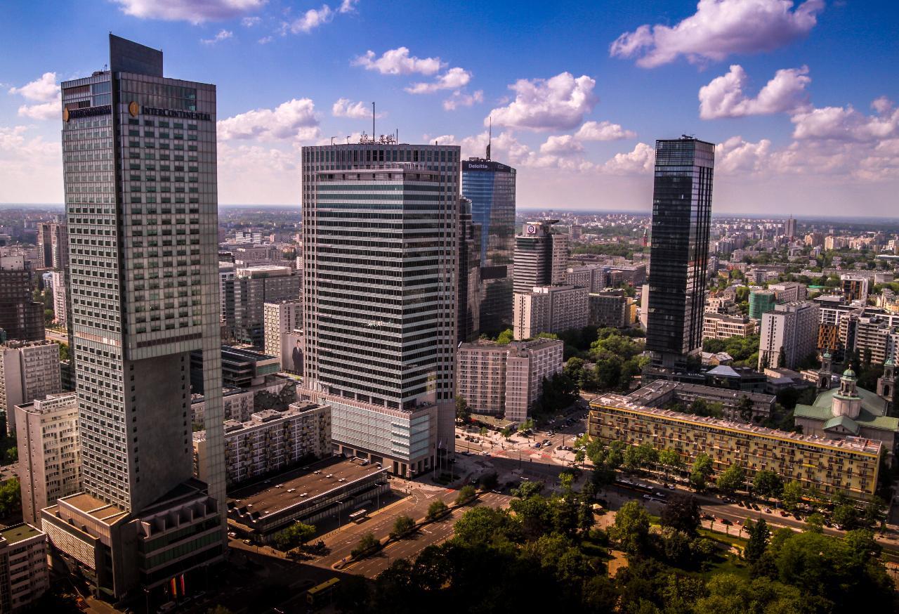Urbanizacja Warszawa