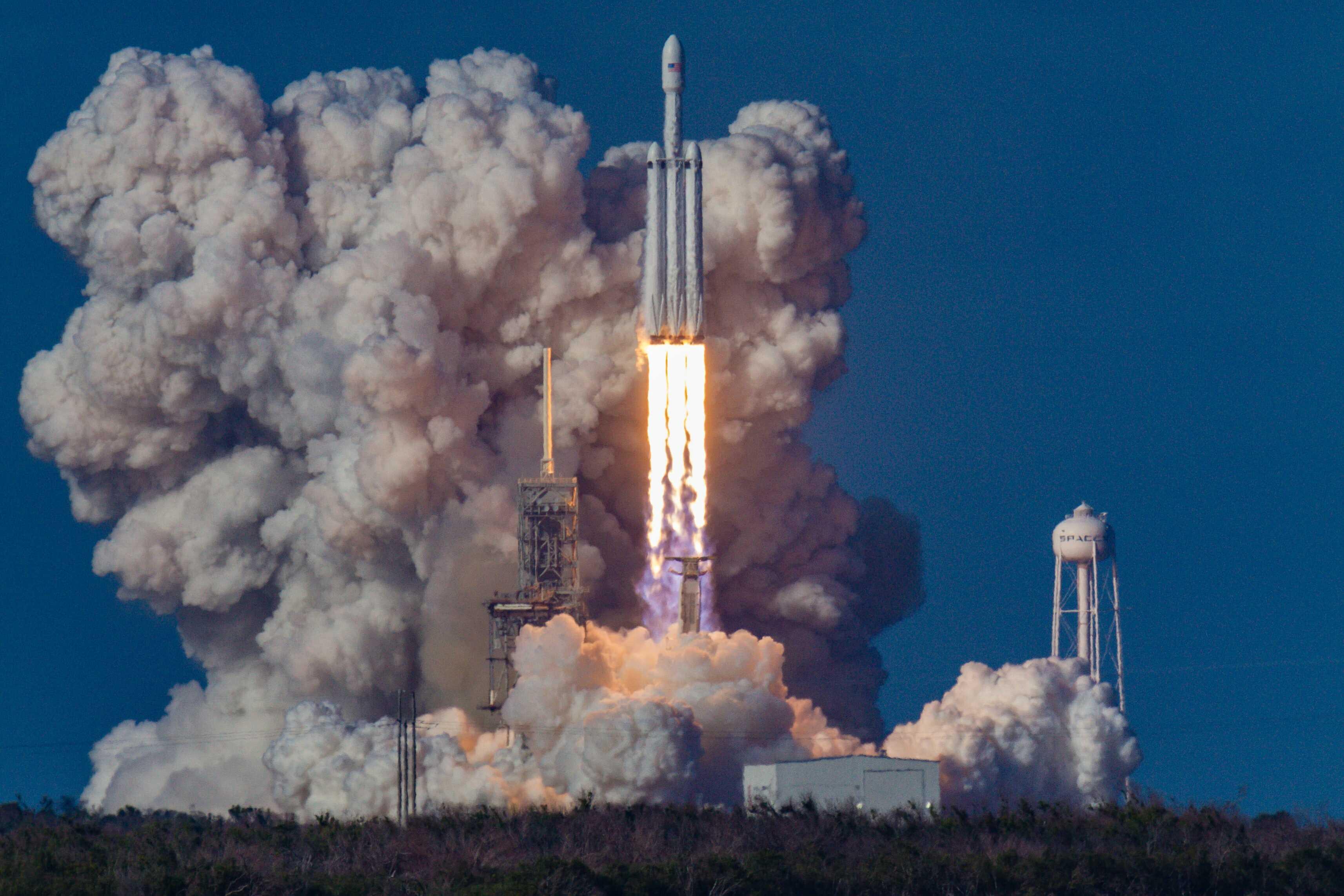 Paliwo rakietowe to jedno z kluczowych zastosowań wodoru.